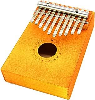 Touches en Acier Inoxydable 17 Notes Kalimba Pouce Pouce Ensemble Instrument De Musique DIY Pi/èces De Rechange Pasamer Kalimba Pi/èces
