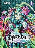 SpaceDrum nº 01 (Manga Europeo)