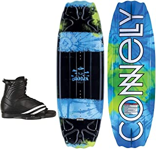CWB Connelly Charger Kids Wakeboard 119cm, with Optima Boot XS (sz 1-4)