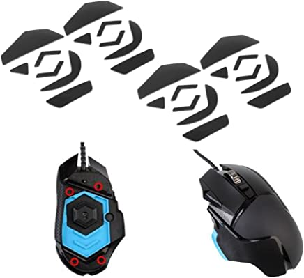 Amazon com: g502 mouse feet