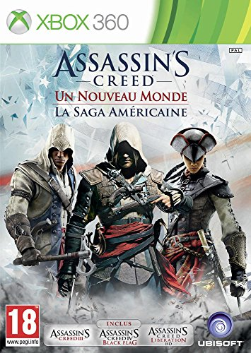Compilation Assassin's Creed - Un Nouveau Monde : La Saga Américaine