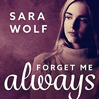 Forget Me Always audiobook cover art