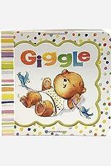 Giggle: Keepsake Greeting Card Board Book Board book