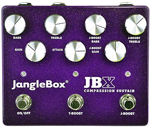 Janglebox JBX Compression Sustain Effects Pedal