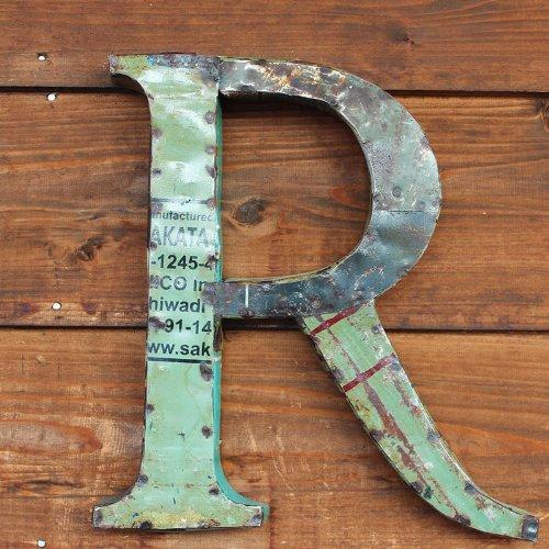 ティン アルファベット R(Letters,MRS)