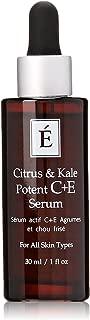 Eminence Citrus and Kale Potent C Plus E Serum, 1 Ounce