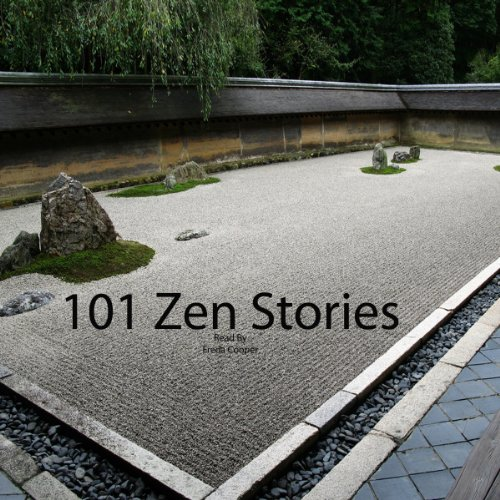 101 Zen Stories audiobook cover art