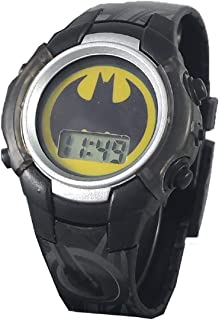 Disney Batman Flashing LCD Watch - Colors as Shown, one Size
