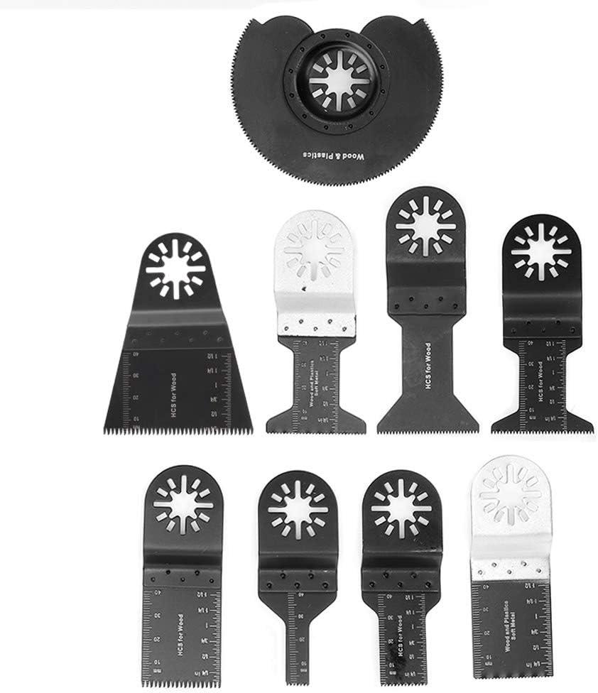 Oscillating Boston Mall Multi Popular standard Tool Wear- Saw Blades Weight Convenien Light