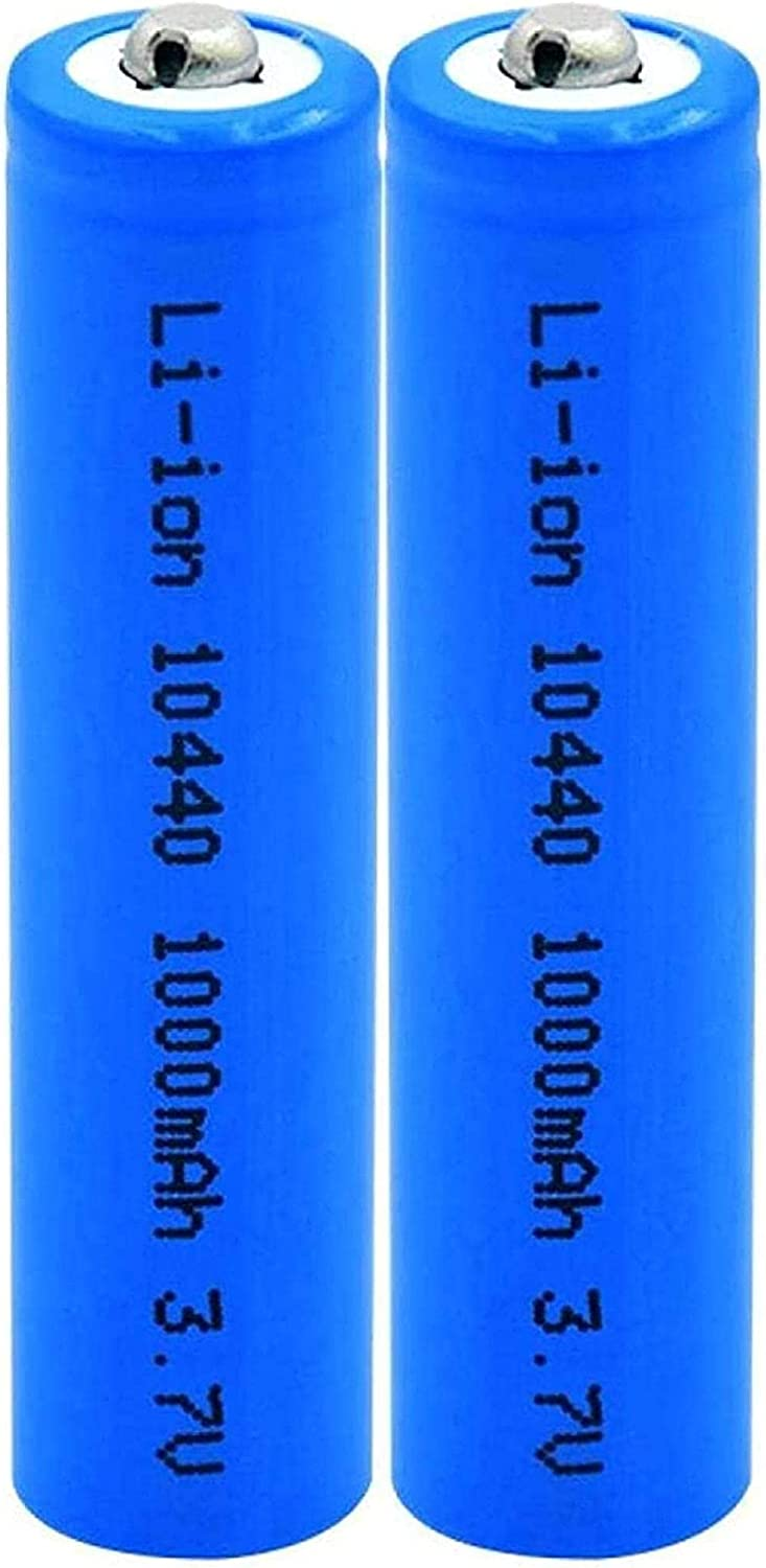 3.7V 1000Mah Over item handling ☆ NEW Li-Ion Batteries 10440 for Electr Cells Replacement