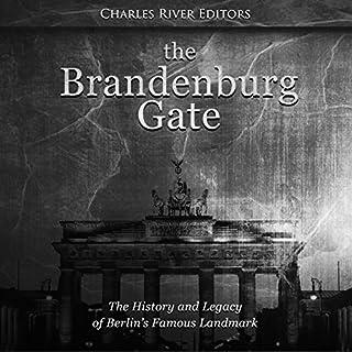 The Brandenburg Gate cover art