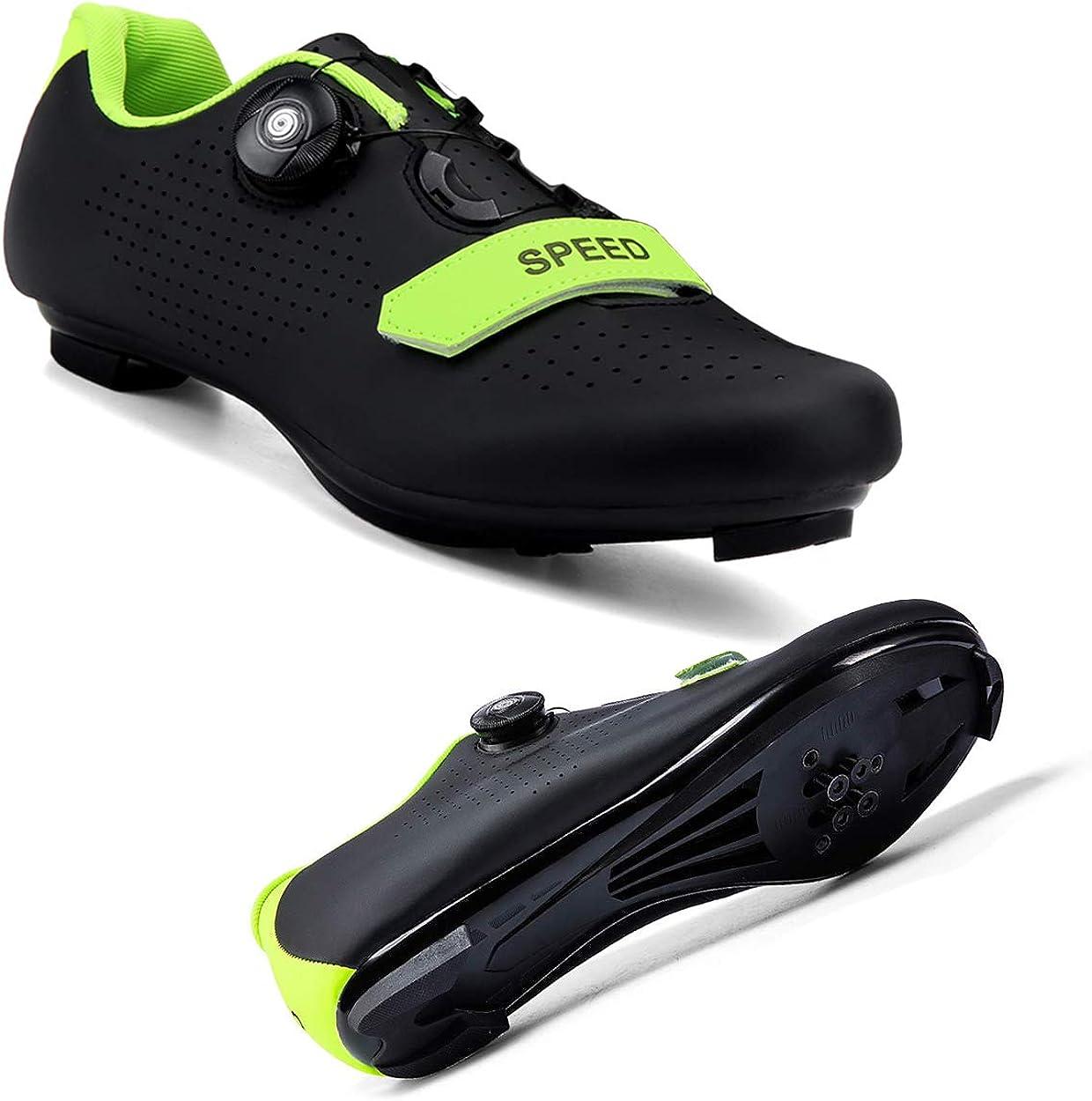 Joseph Haywood New product!! 2021 Luxury Women Cycling Road Compatib Bike Shoes