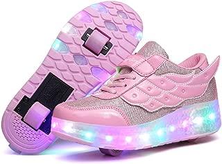 Nsasy Roller Shoes Kids Roller Skates Shoes Girls Boys...