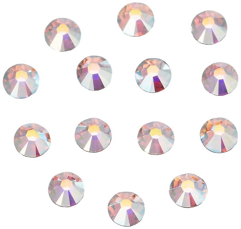 オーバードロー名声素敵なネイルアートパーツ クリスタルAB SS5:1.8~1.9mm 240P