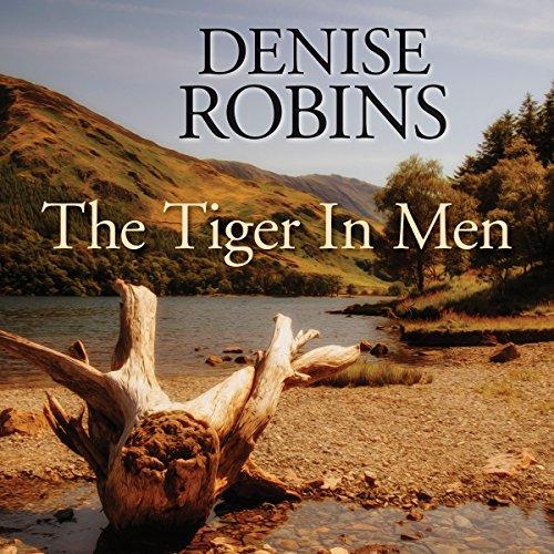 The Tiger in Men audiobook cover art