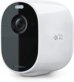 Arlo Essential Spotlight Camera | 1 Pack | Wire-Free, 1080p Video | Color Night Vision, 2-Way Audio, 6-Month Battery Life ...