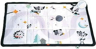 Tiny Love Tapis d'Eveil Géant Pour Bébé, Design, Dès la naissance, Collection Black & White, 150 x 100 cm