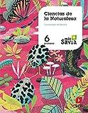 Ciencias de la naturaleza. 6 Primaria. Más Savia. Madrid