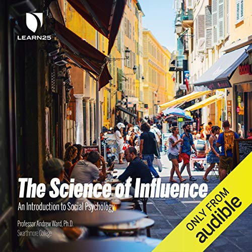 The Science of Influence audiobook cover art