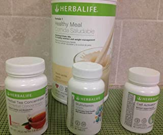 Herbalife Weight Management Programs Quick start-Dutch Chocolate Flavor Shipped from USA