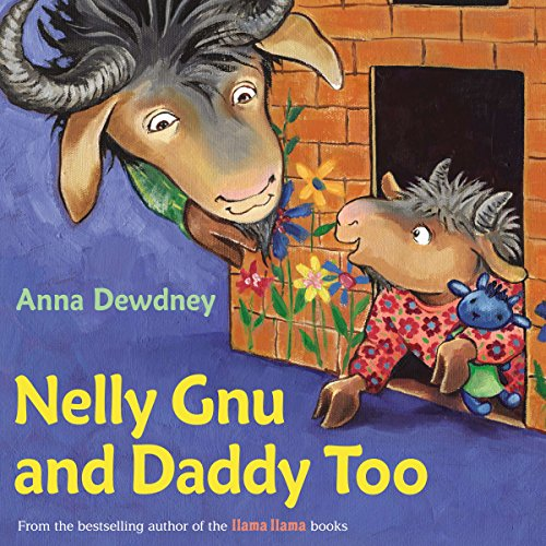 Nelly Gnu and Daddy Too audiobook cover art