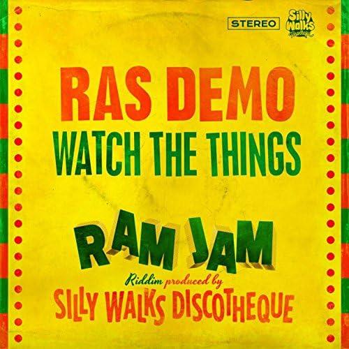 Ras Demo & Silly Walks Discotheque