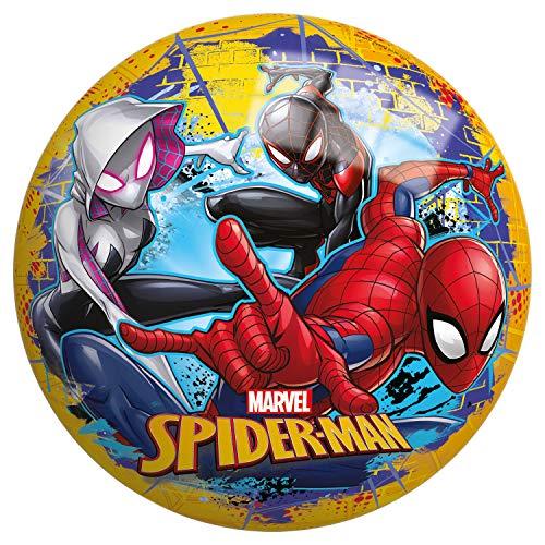 John Handel Pelota Spiderman, Multicolor (Globo-50307)