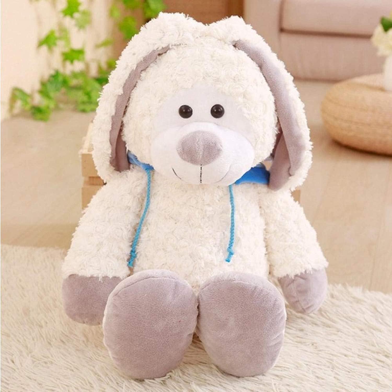 Ycmjh Coniglio Simpatico Coniglio di Peluche con Coniglio Giocattolo per Bambini regalo60cm