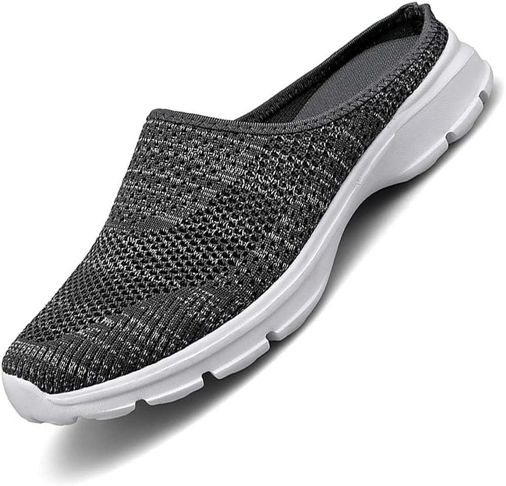 MaxMuxun Womens Men's Slip Washington Wholesale Mall on Mules Sneakers Casual Garden Clogs