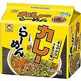 マルちゃん カレーらーめん(5食入)