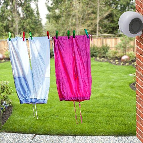 Pukkr Cuerdas para tender la ropa