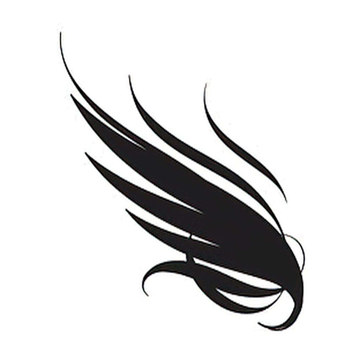 Birds Six Sheets Max 79% OFF Temporary Tattoos Design Our shop OFFers the best service Women Wings for Adults