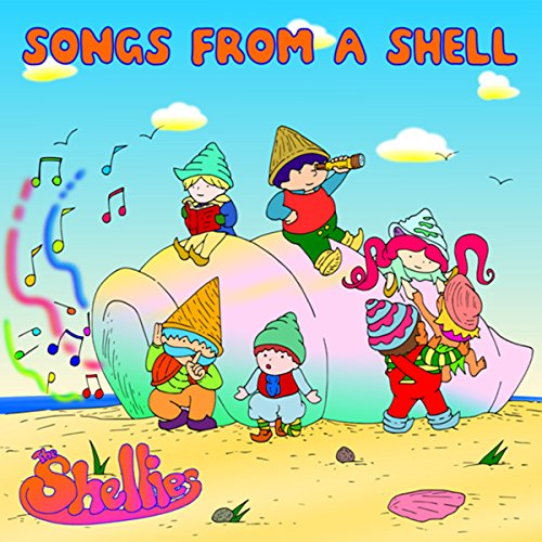 『Songs from a Shell』のカバーアート