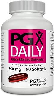PGX Daily Ultra Matrix Dietary Supplement 750 Milligram, 90 Softgels