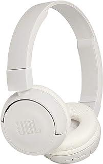 JBL T450 BT - Fone de Ouvido Bluetooth, sem fio, Branco