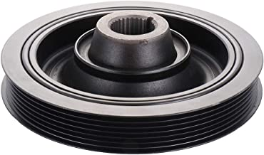 OCPTY Harmonic Balancer Crankshaft Belt Drive Pulley Fits 1997 Acura CL 1994-1997 Honda Accord 1995-1997 Honda Odyssey 1996-1997 Isuzu Oasis