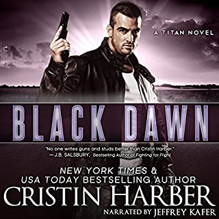 Black Dawn: Titan, Book 8 audiobook cover art