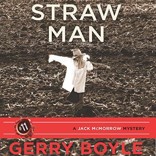 Straw Man audiobook cover art