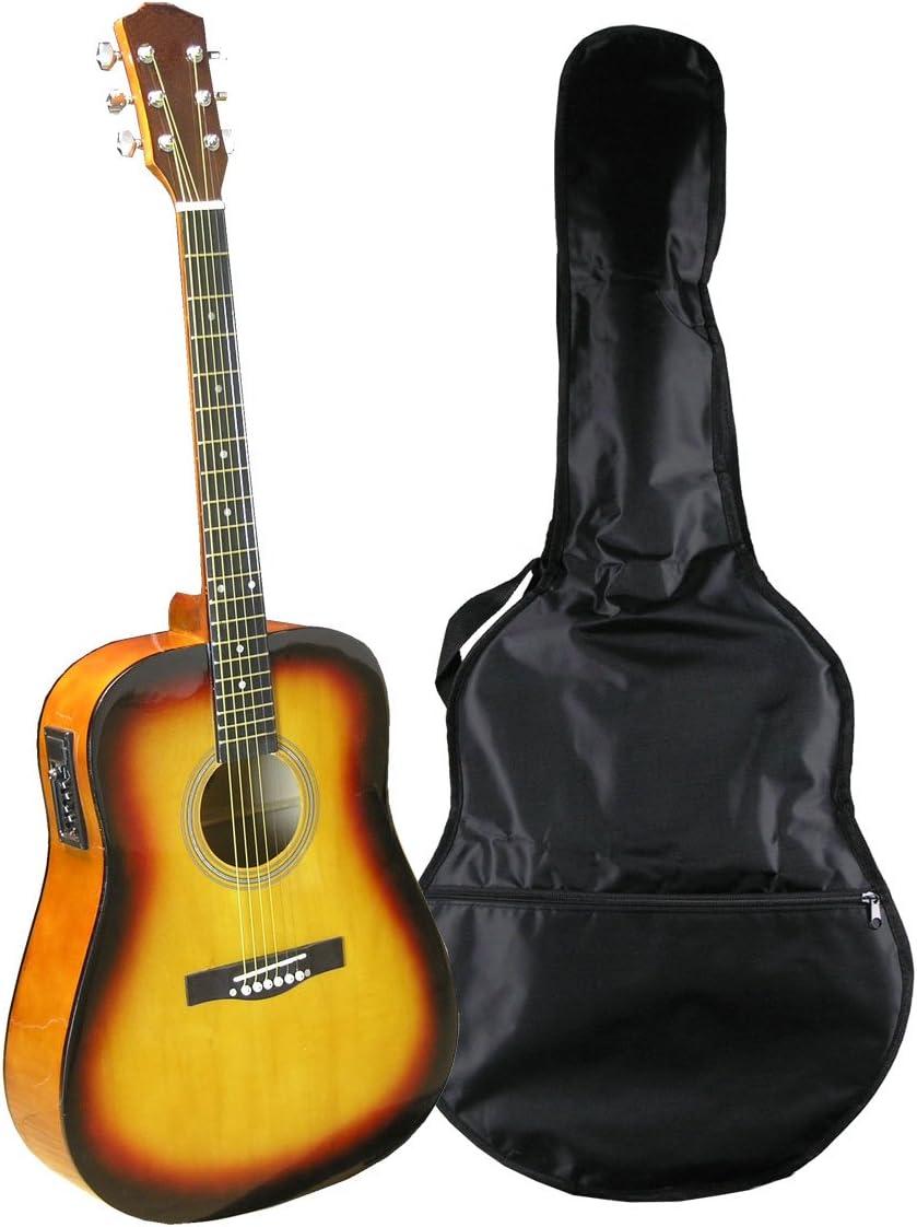Guitarra Acústica Cordova SB electrificada