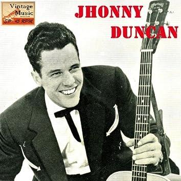 "Vintage Rock Nº 23 - EPs Collectors ""Johnny Duncan's Tennessee Song Bag'"""