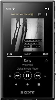 Sony Walkman 16 GB A Series NW-A105-B International Model