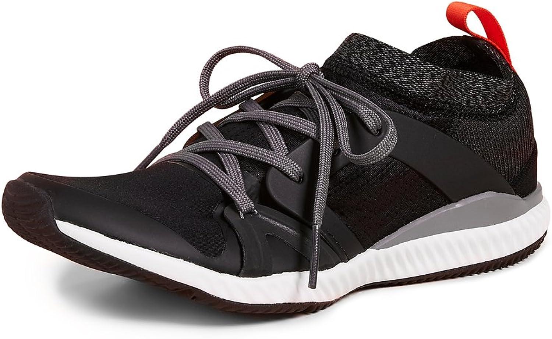 Adidas by Stella McCartney Women's Crazytrain Pro Sneakers Black
