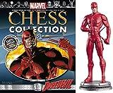 Figura de Ajedrez de Resina Marvel Chess Collection Nº 5 Daredevil