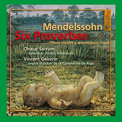 Vincent Genvrin, Choeur Sacrum & Andris Veismanis