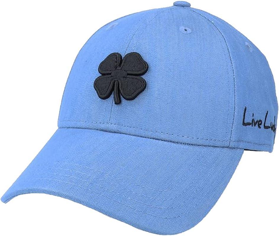 Black Clover Classic Luck 3 Cap, Black/Blue