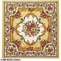 2柄3色 ウィルトン織カーペット(ラグ・絨毯) 【6畳 約230×330cm】 王朝ベージュ