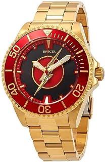 DC Comics Automatic Black Dial Men's Watch 26905
