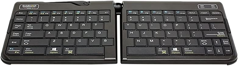 Goldtouch GTP-0044W Go!2 Bluetooth Wireless Mobile Keyboard