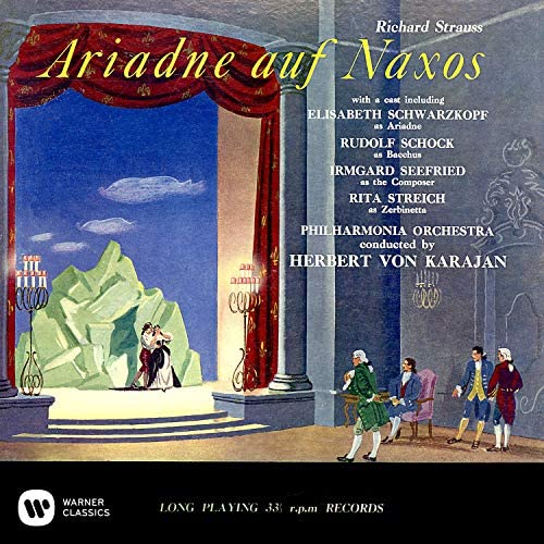Herbert von Karajan/Philharmonia Orchestra/Elisabeth Schwarzkopf