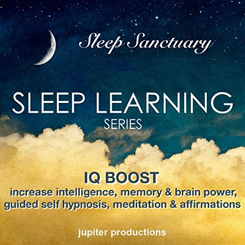 IQ Boost: Increase Your Intelligence, Memory & Brain Power audiobook cover art